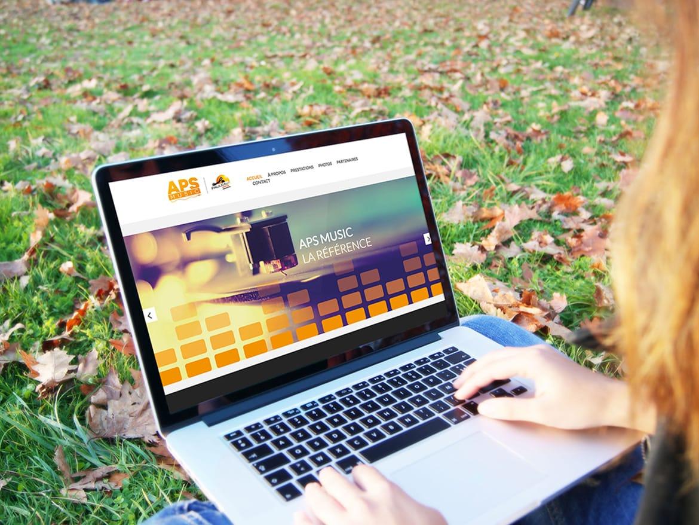 creer un site web responsive