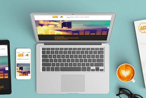 Creer un site web ou e commerce pour vendre des produits sur internet