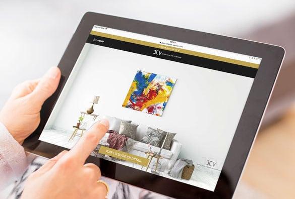 Creation site internet Avignon par agence web vaucluse Luberia